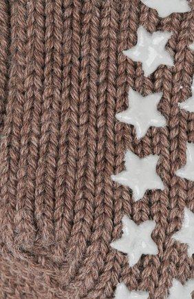 Детские хлопковые носки FALKE серого цвета, арт. 10603 | Фото 2