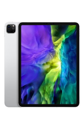 "Мужской ipad pro (2020, 2-gen) 11"" wi-fi + cellular 128gb silver APPLE silver цвета, арт. MY2W2RU/A 
