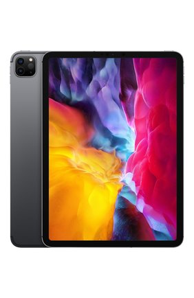 "Ipad pro (2020, 2-gen) 11"" wi-fi + cellular 256gb space gray APPLE  space gray цвета, арт. MXE42RU/A 