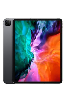 "Ipad pro (2020, 4-gen) 12.9"" wi-fi + cellular 256gb space gray APPLE  space gray цвета, арт. MXF52RU/A 