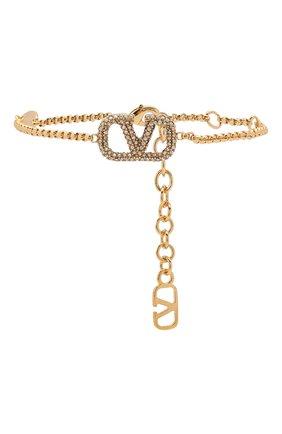 Женская браслет valentino garavani VALENTINO золотого цвета, арт. TW0J0F28/YCW | Фото 1