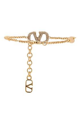 Женская браслет valentino garavani VALENTINO золотого цвета, арт. TW0J0F28/YCW | Фото 2