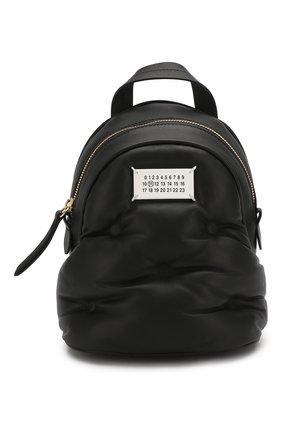 Женский рюкзак glam slam MAISON MARGIELA черного цвета, арт. S56WA0014/PR818 | Фото 1