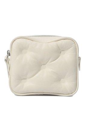 Женская поясная сумка glam slam MAISON MARGIELA белого цвета, арт. S56WB0013/PR818 | Фото 1