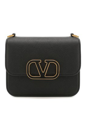 Женская  сумка valentino garavani vsling small VALENTINO черного цвета, арт. TW0B0F01/ACY | Фото 1