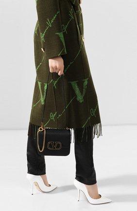 Женская  сумка valentino garavani vsling small VALENTINO черного цвета, арт. TW0B0F01/ACY | Фото 2