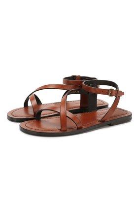 Кожаные сандалии Liya | Фото №1