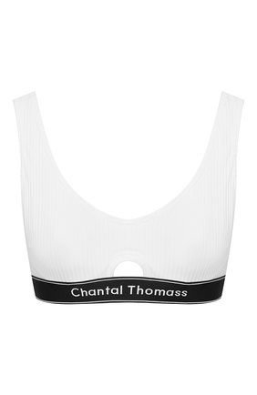 Женский бюстгальтер с мягкой чашкой CHANTAL THOMASS белого цвета, арт. T05C10 | Фото 1