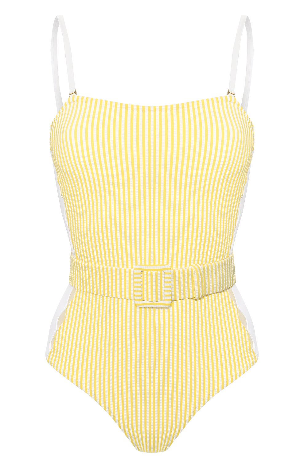 Женский слитный купальник EVARAE желтого цвета, арт. S20-70S-CIT. | Фото 1