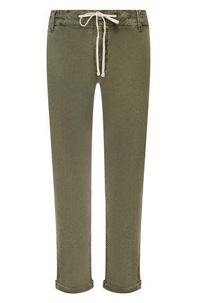 Женские брюки PAIGE хаки цвета, арт. 5659G42-8087 | Фото 1