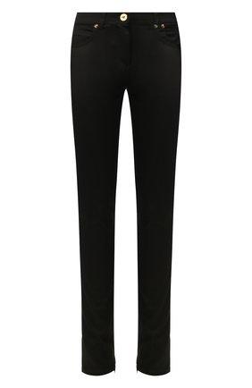 Женские джинсы VERSACE черного цвета, арт. A85450/A233030 | Фото 1