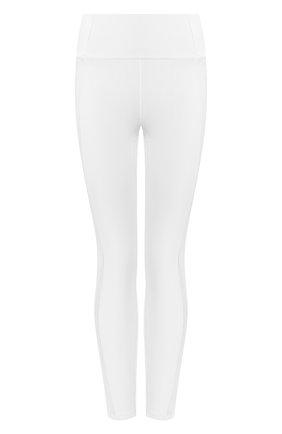 Женские леггинсы HEROINE SPORT белого цвета, арт. HS-4-083/SPRING 2020 | Фото 1