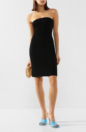 Женское платье THE ROW черного цвета, арт. 5024K285 | Фото 2