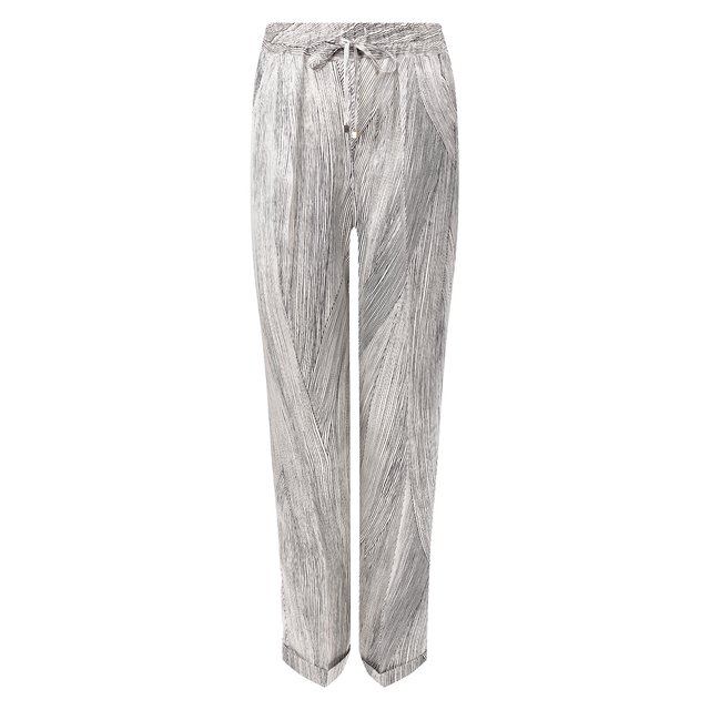 Шелковые брюки Kiton