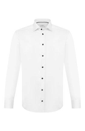 Мужская хлопковая сорочка ETON белого цвета, арт. 3000 00518 | Фото 1