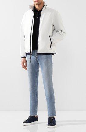 Мужская куртка RALPH LAUREN белого цвета, арт. 790785942 | Фото 2