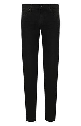 Мужские джинсы PAIGE темно-серого цвета, арт. M655901-7904 | Фото 1
