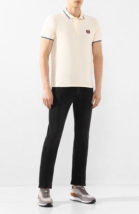 Мужские джинсы PAIGE темно-серого цвета, арт. M655901-7904 | Фото 2