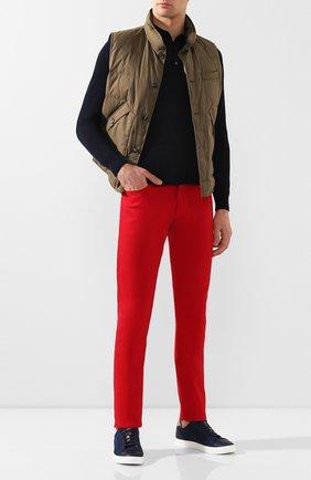 Мужские джинсы RALPH LAUREN красного цвета, арт. 790563748 | Фото 2