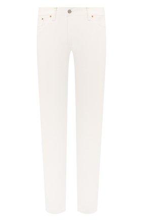 Мужские джинсы RRL белого цвета, арт. 782732171 | Фото 1