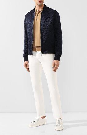 Мужские джинсы RRL белого цвета, арт. 782732171 | Фото 2