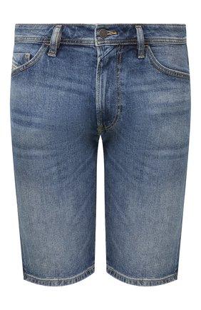Мужские джинсовые шорты DIESEL синего цвета, арт. 00SD3U/0JAXH   Фото 1