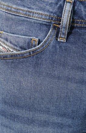 Мужские джинсовые шорты DIESEL синего цвета, арт. 00SD3U/0JAXH | Фото 5