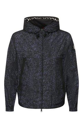 Мужская куртка siagne MONCLER темно-синего цвета, арт. F1-091-1B726-00-539UR | Фото 1