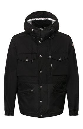 Мужская куртка sienne MONCLER черного цвета, арт. F1-091-1B717-00-539HW | Фото 1