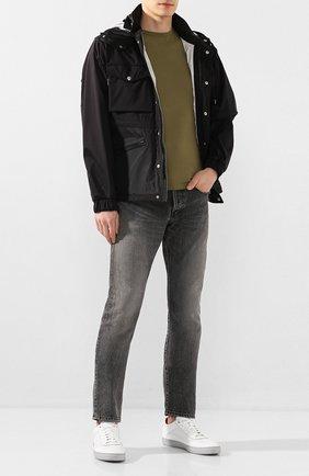 Мужская куртка sienne MONCLER черного цвета, арт. F1-091-1B717-00-539HW | Фото 2