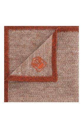 Платок из смеси льна и шелка | Фото №1