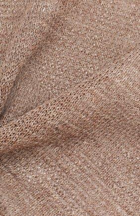 Платок из смеси льна и шелка | Фото №2