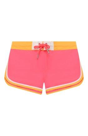 Детские плавки-шорты SUNUVA розового цвета, арт. S2265/1-6 | Фото 1