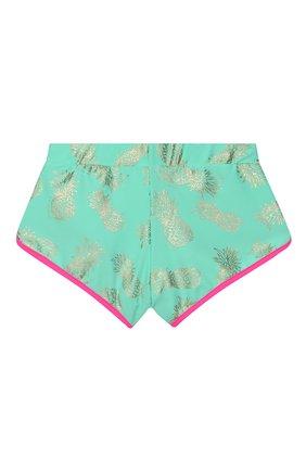 Детские плавки-шорты SUNUVA голубого цвета, арт. S2209/1-6 | Фото 2