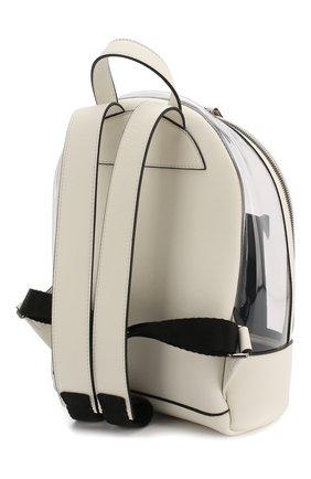 Детская кожаный рюкзак BRUNELLO CUCINELLI прозрачного цвета, арт. BH942B004 | Фото 2