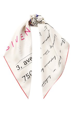 Шелковый платок | Фото №1