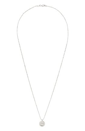 Женская кулон happy LEVASHOVAELAGINA серебряного цвета, арт. happy/n | Фото 1