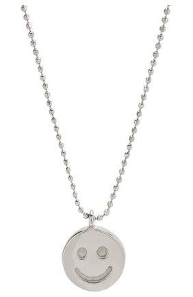 Женская кулон happy LEVASHOVAELAGINA серебряного цвета, арт. happy/n | Фото 2