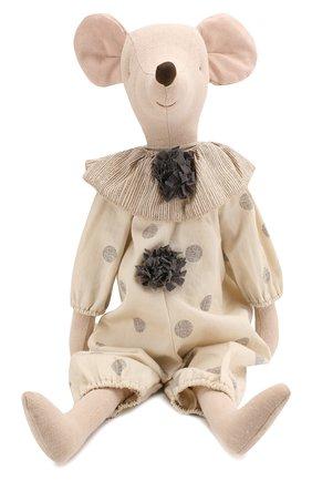 Детского игрушка мышонок клоун макси MAILEG разноцветного цвета, арт. 16-8793-00 | Фото 1