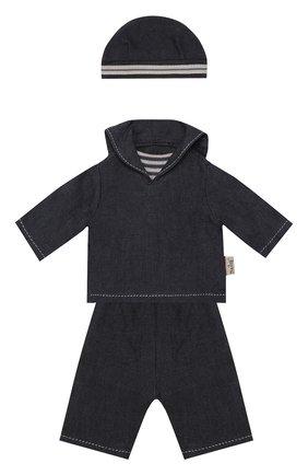 Детского костюм для игрушки моряка MAILEG синего цвета, арт. 16-6946-00 | Фото 1