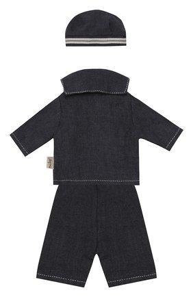 Детского костюм для игрушки моряка MAILEG синего цвета, арт. 16-6946-00 | Фото 2