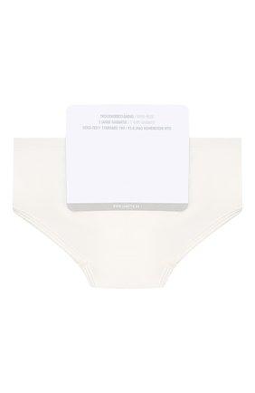Детский комплект из 2-х трусов SANETTA белого цвета, арт. 334719 1427 | Фото 2
