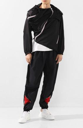 Мужская куртка Y/PROJECT черного цвета, арт. JACK60-S18 F123 | Фото 2