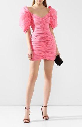 Женское платье KALMANOVICH Х TSUM розового цвета, арт. KTSUM011 | Фото 2