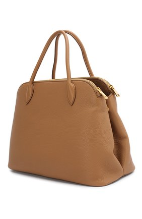 Женская сумка PRADA коричневого цвета, арт. IBA265-2BBE-F098L-OOO | Фото 2