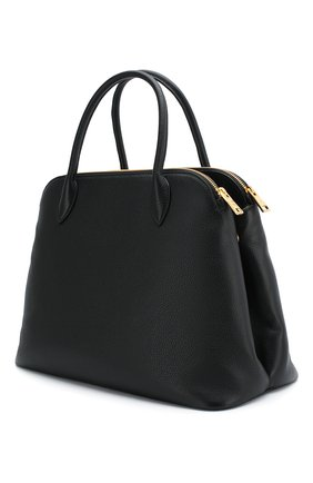 Женская сумка PRADA черного цвета, арт. IBA265-2BBE-F0002-OOO | Фото 2