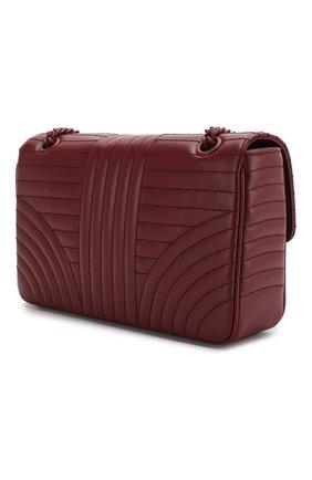 Женская сумка PRADA синего цвета, арт. 1BD108-WD91-F0KY5-AOI | Фото 2