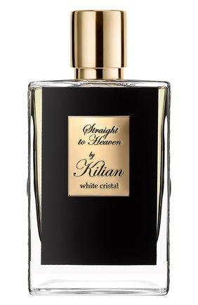 Женский парфюмерная вода straight to heaven KILIAN бесцветного цвета, арт. 3700550218302 | Фото 1