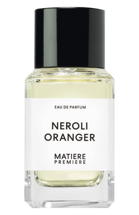 Женский парфюмерная вода neroli oranger MATIERE PREMIERE бесцветного цвета, арт. 3770007317179 | Фото 1