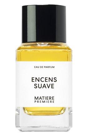 Женский парфюмерная вода encens suave MATIERE PREMIERE бесцветного цвета, арт. 3770007317155 | Фото 1